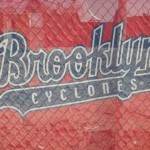 New York Design, Brooklyn Cyclones logo sign