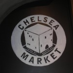 New York Design, Logotype 'Chelsea Market'