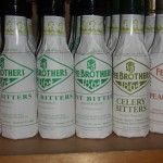 New York Design, Fee Brothers bottle packaging at Chelsea Market