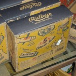 New York Design, Ridley's packaging at Chelsea Market