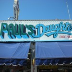 New York Store front, Paul's Daughter storefront at Coney Island