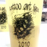 Design from Paris, Verre glass tatoo art festival 2012