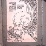 Affiche Haut Débit et Tanuki janvier 2012 - Alimentation Générale Cover
