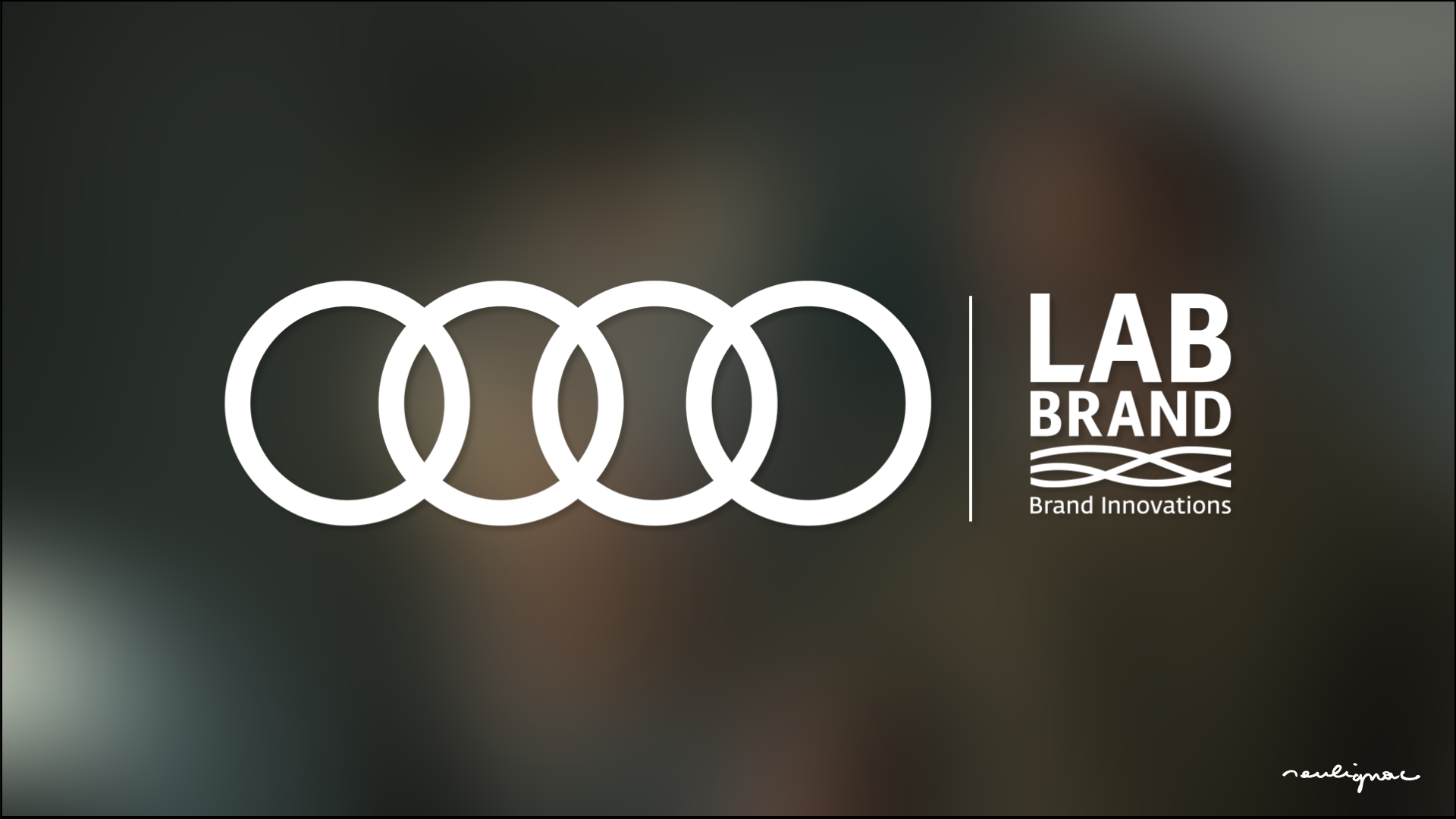 Audi China - Digital Assistant Researches - Logo Partnership - Art direction for video storyboard - Francois Soulignac, MADJOR Labbrand Shanghai, China