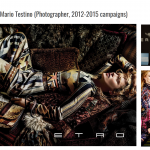 Etro China - Digital Summer Campaign, Brand exploration MARIO TESTINO - Francois Soulignac - Creative & Art Direction - Labbrand Madjor Shanghai, China