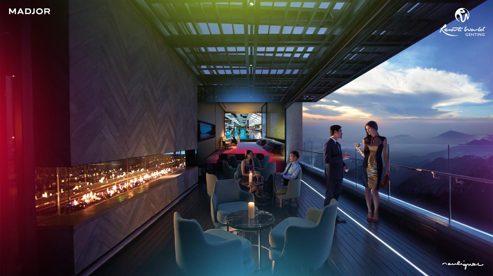 Resorts World Genting   Genting Highlands Resort   Malaysia   China Campaign - Francois Soulignac - Digital Creative and Art Direction - MADJOR Labbrand Shanghai, China