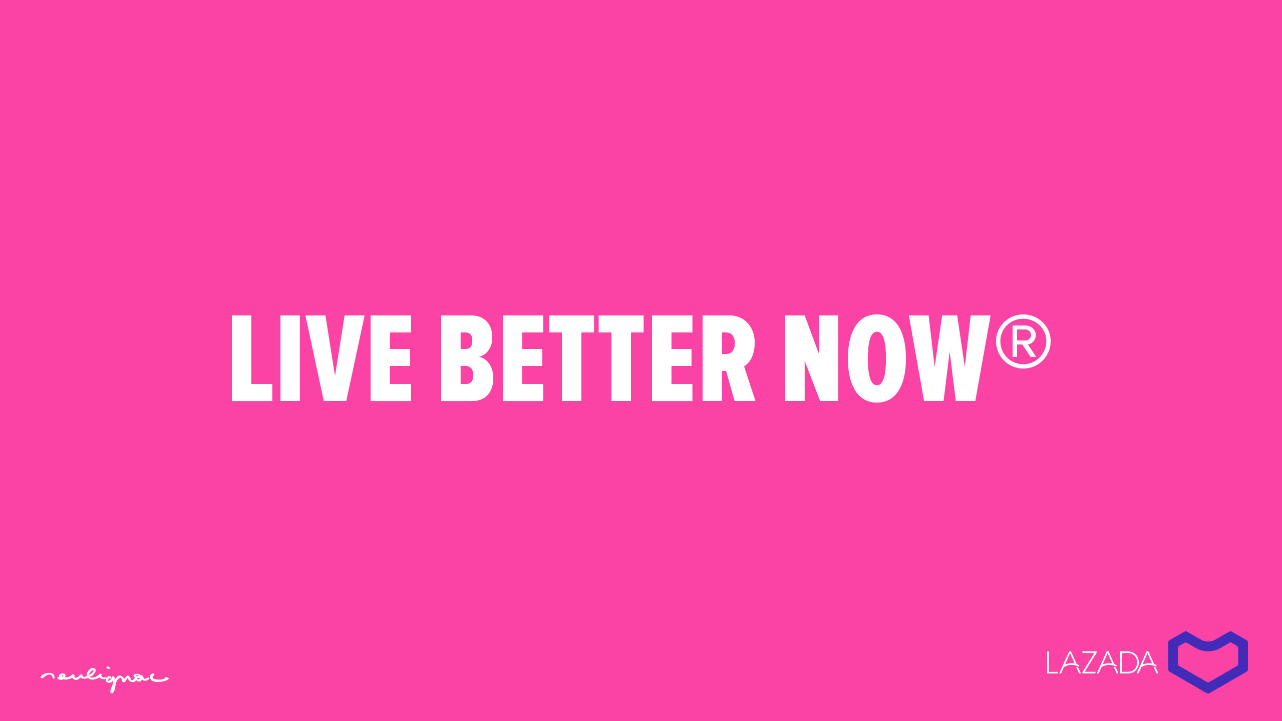LAZADA Group - Digital Campaign - LIVE BETTER NOW - Francois Soulignac - Digital Creative & Art Director - MADJOR Labbrand Shanghai
