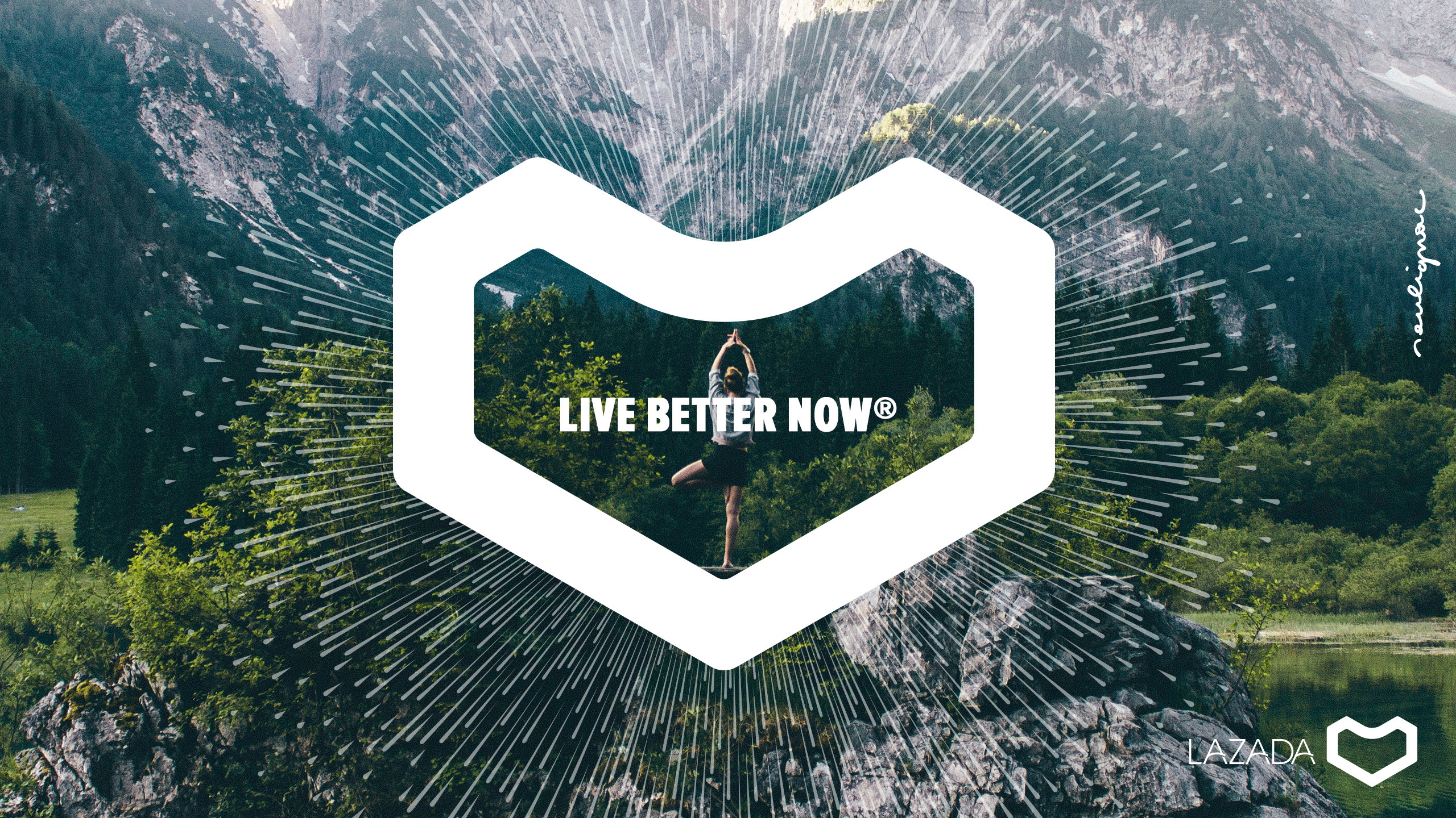 Lazada Group - Digital Campaign - LIVE BETTER NOW - Francois Soulignac - Digital Creative & Art Director - MADJOR Labbrand Shanghai