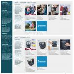 Maxi-Cosi China - Dorel Juvenile - Digital Guidelines - TMALL TAOBAO ALIBABA VIDEO STORYBOARD - Francois Soulignac, Documents & Art Direction - MADJOR Labbrand Shanghai, China