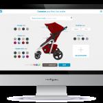 Maxi-Cosi China - Dorel Juvenile - UI Design Prototyping - Francois Soulignac, Digital Creative & Art Direction - MADJOR Labbrand Shanghai