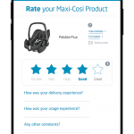 Maxi-Cosi China - Dorel Juvenile - UI Design REVIEWS COMMENTS - Francois Soulignac, MADJOR Labbrand Shanghai