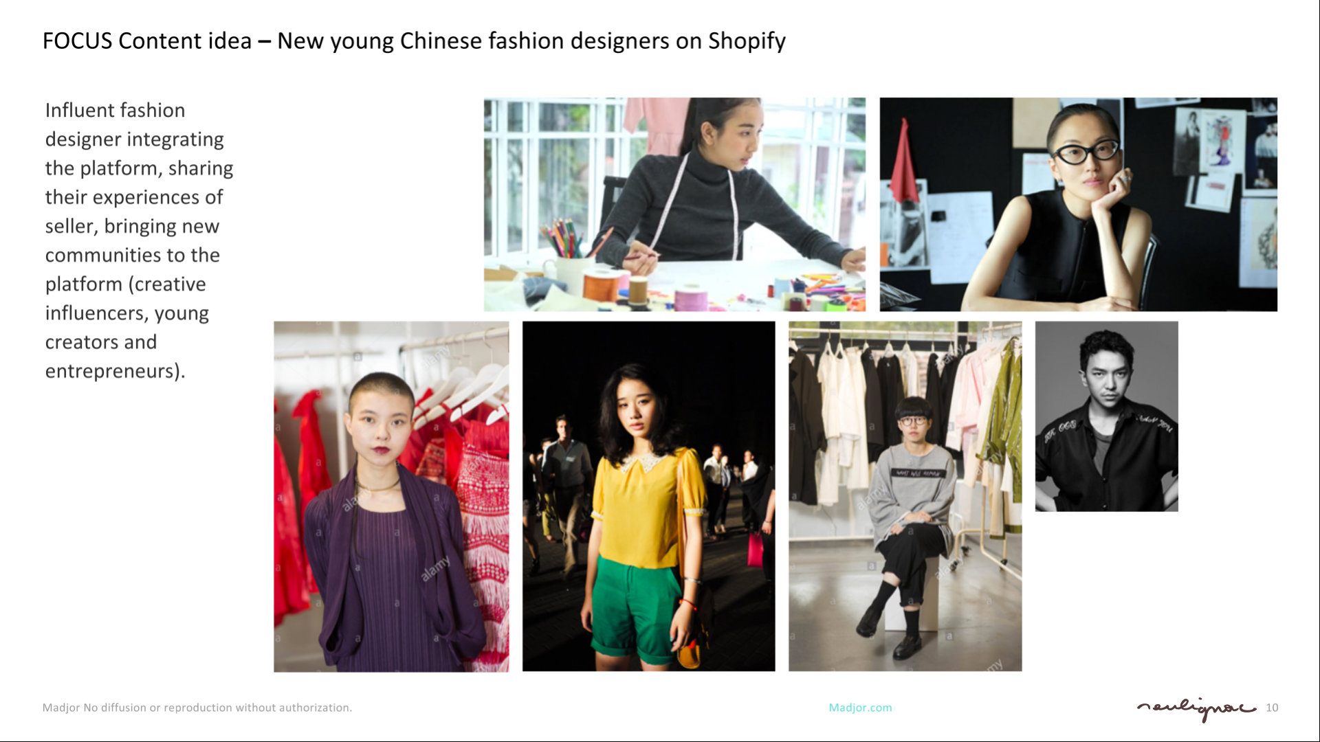 Shopify China Social Content Creation Made In China Chinese Dream