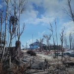 Virtual Tourism Boston, In-game photography Fallout 4 - François Soulignac