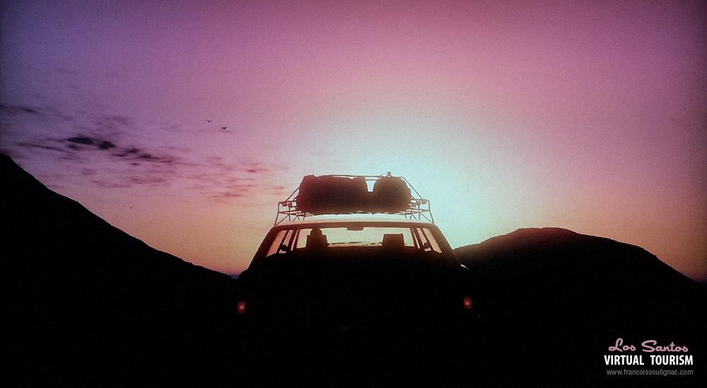 Francois Soulignac - Virtual Tourism - Los Santos - GTA5