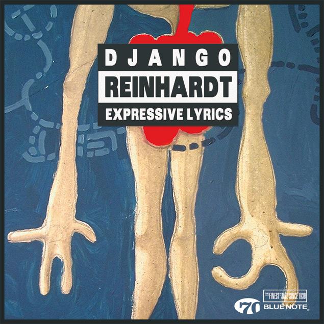 Francois Soulignac Vinyl CD Cover Design - Django Reinhardt