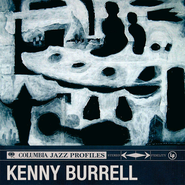 Francois Soulignac - Vinyl Cd Cover Design - Kenny Burrell