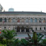 Public library of Boston, 700 Boylston Street