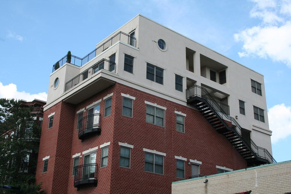 Boston Architecture Classics - modern bulding