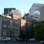Boston architecture, Haymarket neighborhood, Tempory House