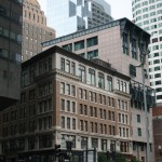 Boston Architecture, South station place, Purchase street