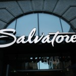 Boston Shop Sign - Salvatore's