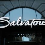 Boston Shop Sign - Salvatore's