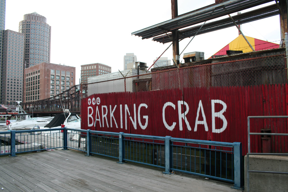 Boston Store Front - The Barking Crab