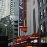 Paramount theatre Store Front, Boston