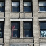 Boston Psychic Studio Store Front, Garden street station