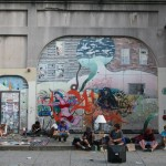 Boston Street Art - Artists & homeless
