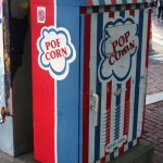 Somerville Street Art - Popcorn Box