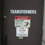 Boston Street - Elements and Specifics Details - Transformers electric sign
