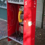 Somerville streets - Public phone