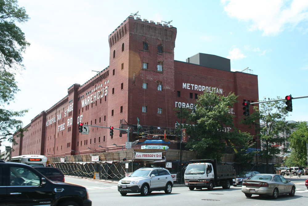Boston Vintage Architecture