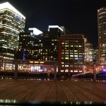 Francois Soulignac - Boston by Night - North End