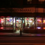 Francois Soulignac - Boston Store Front, Marlboro Market, Massachusetts Street