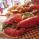 Boston food - The Barking Crab Lobster