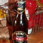 Massachusetts packaging - Heinz Gourmet Malt Vinegar Packaging
