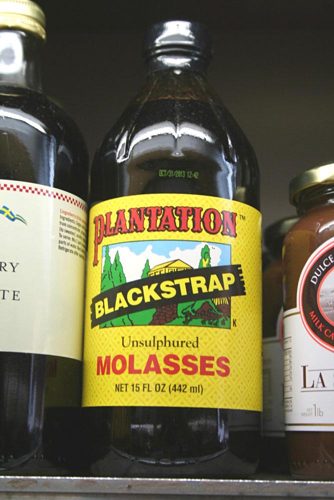 Massachusetts packaging - Plantation Blackstrap Molasses Packaging