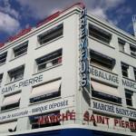 Paris Store Front | Façade Marché Saint-Pierre