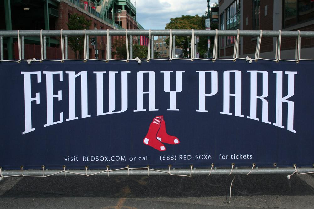 Francois Soulignac - Boston Fenway Park - Outside