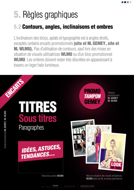 Francois Soulignac - Gemey-Maybelline | Global Guidelines Web France