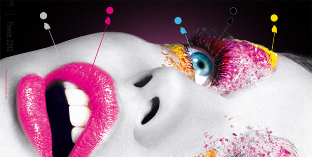 Francois Soulignac – Gemey-Maybelline | Digital Graphics Standard France Featured