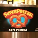 Boston Graphic Design, Super Pretzel, Soft Pretzels, Sign Theatre