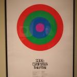 Cambridge Graphic Design, Zone Computer Theatre Cover, (c) Poster Art of Jacqueline Casey