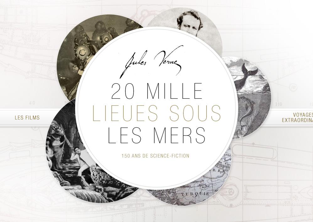 Francois Soulignac - Jules Verne website - Graphic research