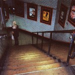 Francois Soulignac - London Streets, Subway Stairs, The Tube