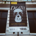 Francois Soulignac - Cover Death: A self-portrait - Wellcome Collection