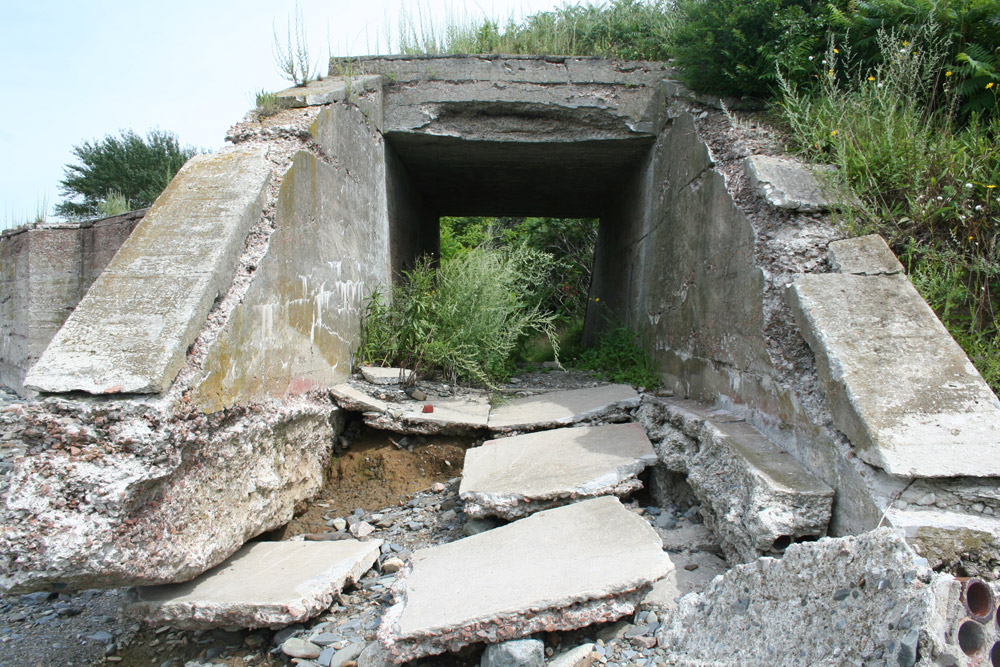 Boston Harbor - Lovells Island - Fort Standish