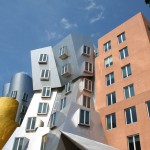 Massachusetts Institute of Technology - MIT - Stata Center Outside